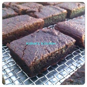 Allergy Free brownies