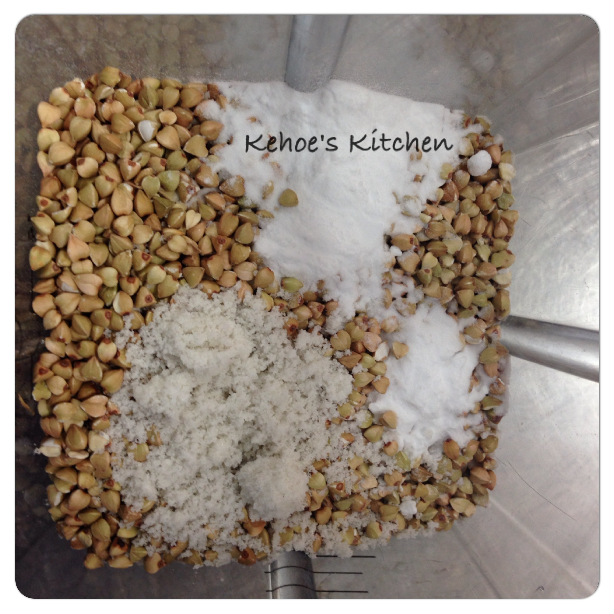 how to cook sprouted buckwheat